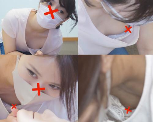 【胸チラ】救命講習中⑬